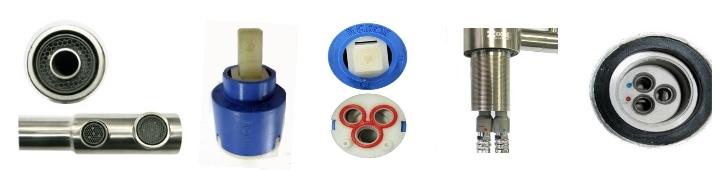 комплектация и устройство смесителя zorg inox
